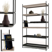 Rod Shelf Unit