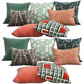 Decorative pillows, 20