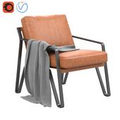 PB Owen Leather Armchair
