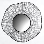 Mirror Dalia Metal Wire Frame Wayfair