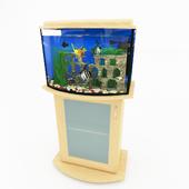 Aquarium + Cupboard under the aquarium (AquaPlus STD)