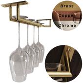 Linear Bar Glass Hanger