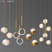 Ceiling Light Collection 6 - 4 Type