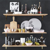 Kitchen Decorative set 05