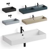 Simas Agile washbasins part 2