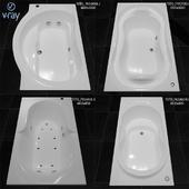 Toto Bathtub Flexing Detail
