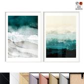 "Poster Set ""Coast"""
