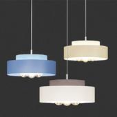 Pendant lamps color
