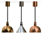 Hatco heat lamp