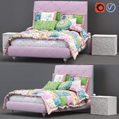 Italian baby bed LUCKY STAR / LOSANGA factory ALTAMODA
