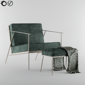 Charleston Forge Lounge Chair