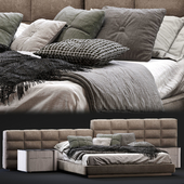 Minotti - Lawrence Bed