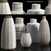 decorative vase 7