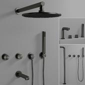 Lusso stone shower set