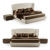 New moon bed by ulivi