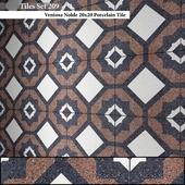 Tiles set 209