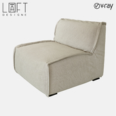 Sofa LoftDesigne 1776 model