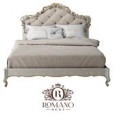 (OM) Nicole Bed Romano Home