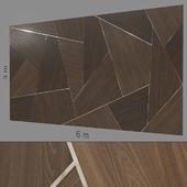 Decorative wall 238.