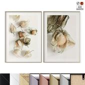 """Poster Set """"Golden Berries"""""""