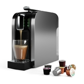 Coffe Machine And Pods