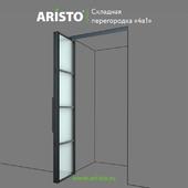Folding doors ARISTO