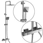 Shower system Gappo GLD1197