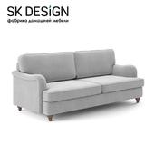 OM Triple Sofa Orson ST 176