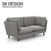 OM Triple sofa Wes ST 166