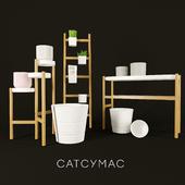 SATSUMAS IKEA set