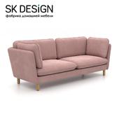 OM Quadruple sofa Wes ST 206
