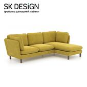 OM Corner sofa Wes ST