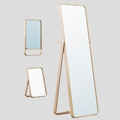 3d model: Decor: Mirrors - download 3dsky org