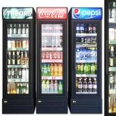 Витрина 002. Холодильник