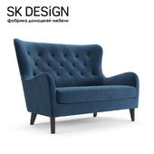 OM Double Sofa Montreal ST 116
