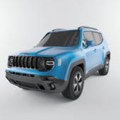 Jeep Renegade Trail-Hawk 2020