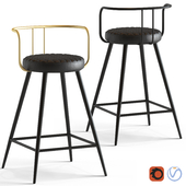 Cult Furniture Union Bar Stool