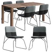 Ditte Dinning Chair Leolux