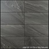 Azuliber Arkon Antracita 300x600