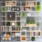 Jc Display Shelf