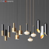 Ceiling Light Collection 9 - 4 Type
