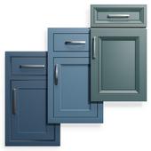 Cabinet Doors Set 10