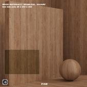 Материал дерево / сосна (бесшовный) - set 70