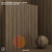 Материал дерево / дерево, орех (бесшовный) - set 68