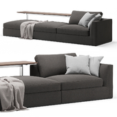 Sofa Lounge Richard B & B Italia