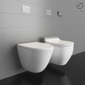 Duravit SensoWash shower toilet & WC