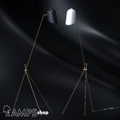Lambert floor lamp