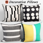 Decorative pillows set 430 Ikea
