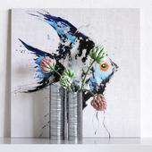 Decorative Set Urban Trends Collection