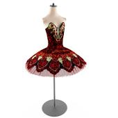Пачка для балета «Carmen» - «Кармен»